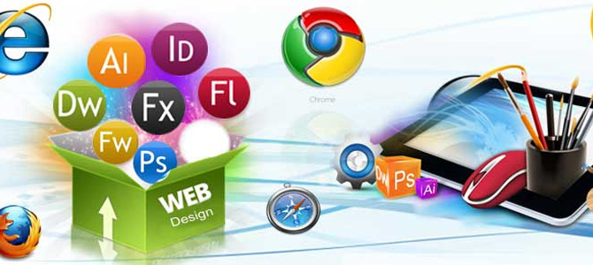 Expand Your Business with the help of Creative Web Designing