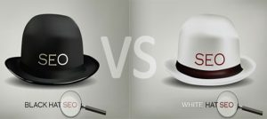 White Hat SEO V/S Black Hat SEO – Recognize the Difference